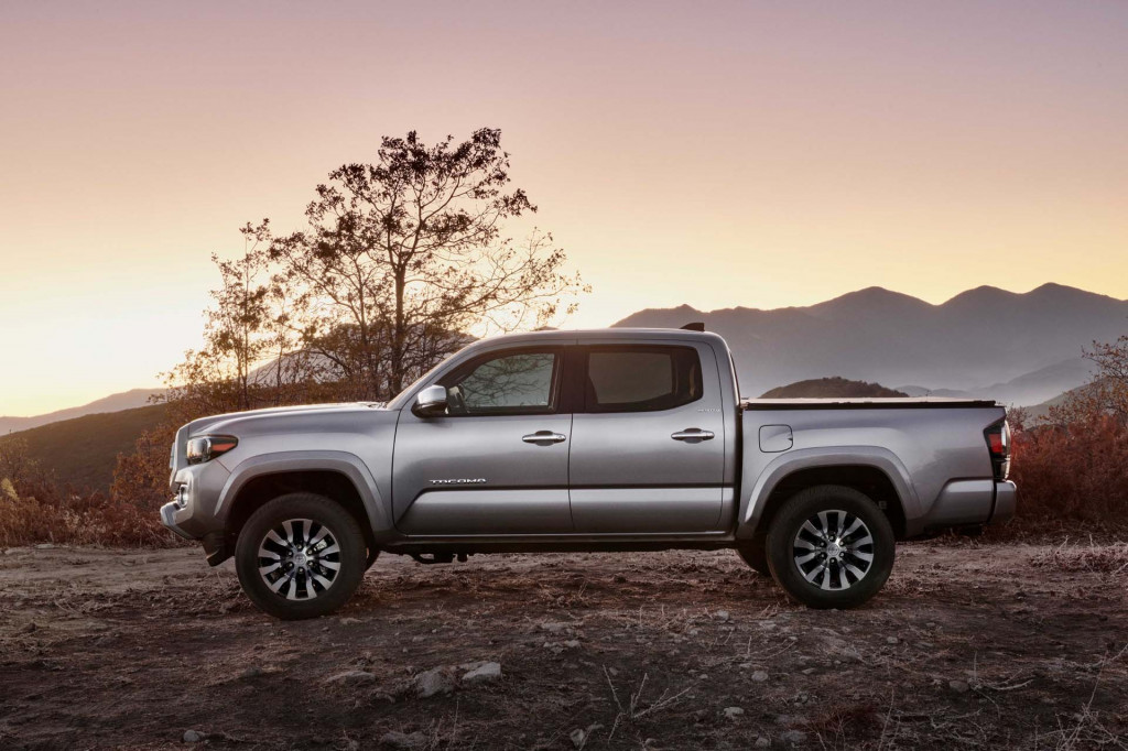 12 The 2020 Toyota Tacoma Pictures