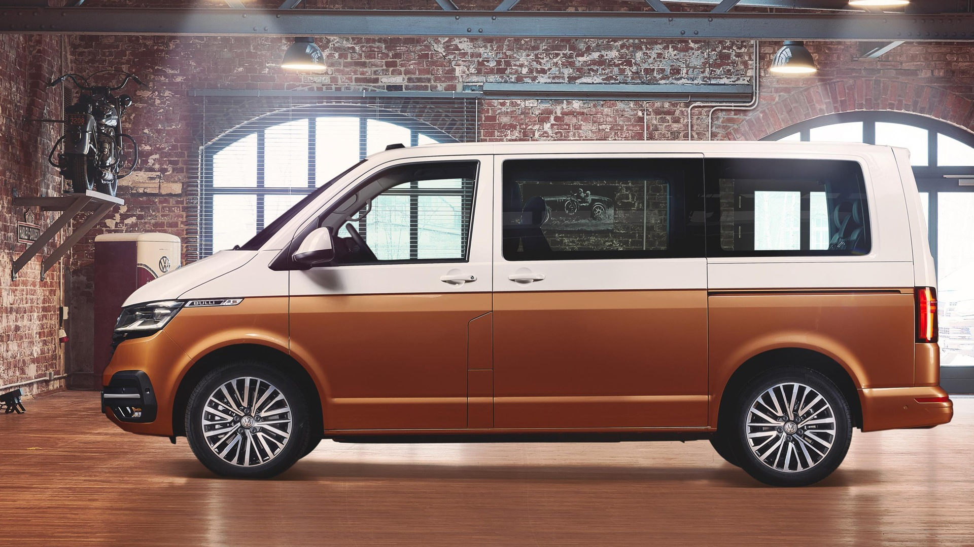 12 The 2020 Volkswagen Transporter Redesign