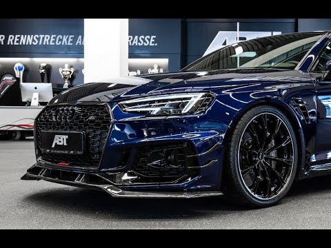 12 The Best 2019 Audi Rs4 Redesign and Review
