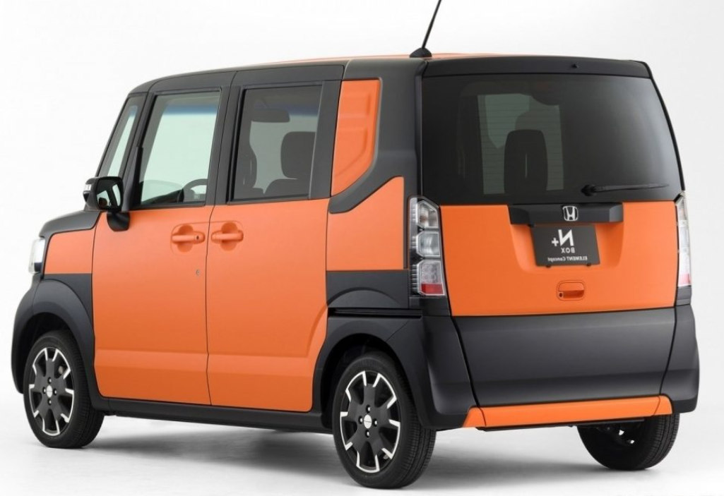 12 The Best 2020 Honda Element First Drive