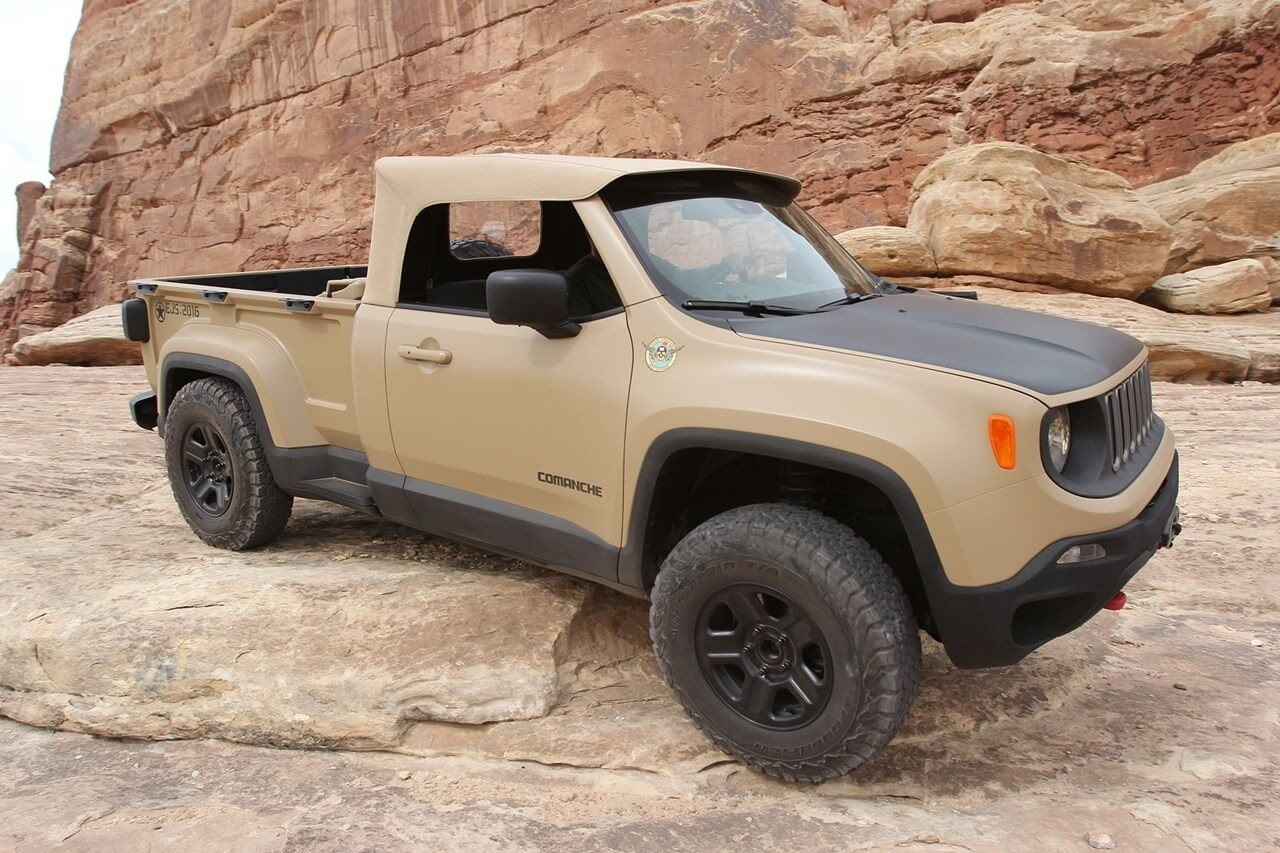 12 The Best 2020 Jeep Comanche Price Design and Review