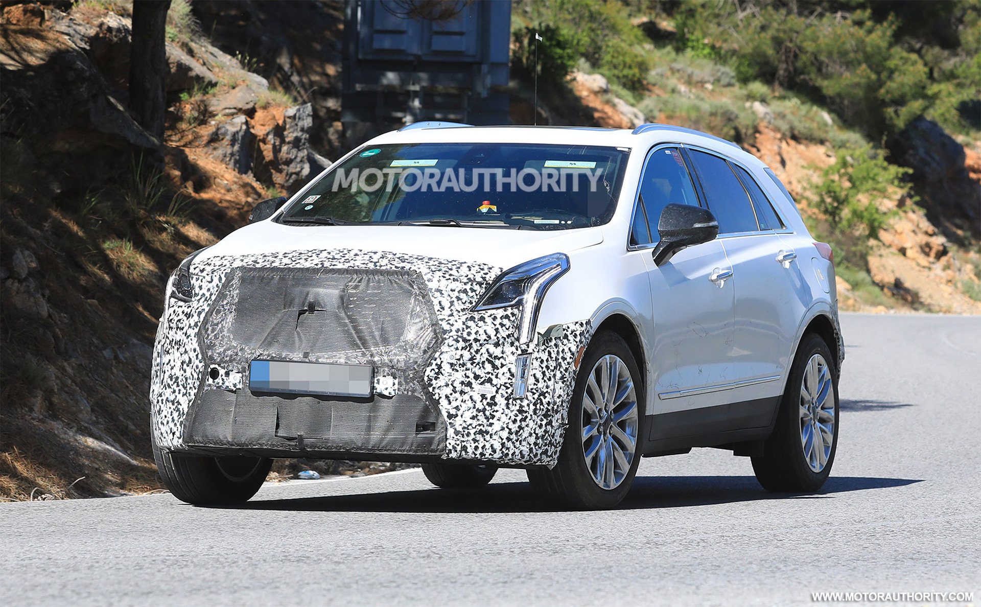 12 The Best 2020 Spy Shots Cadillac Xt5 Interior