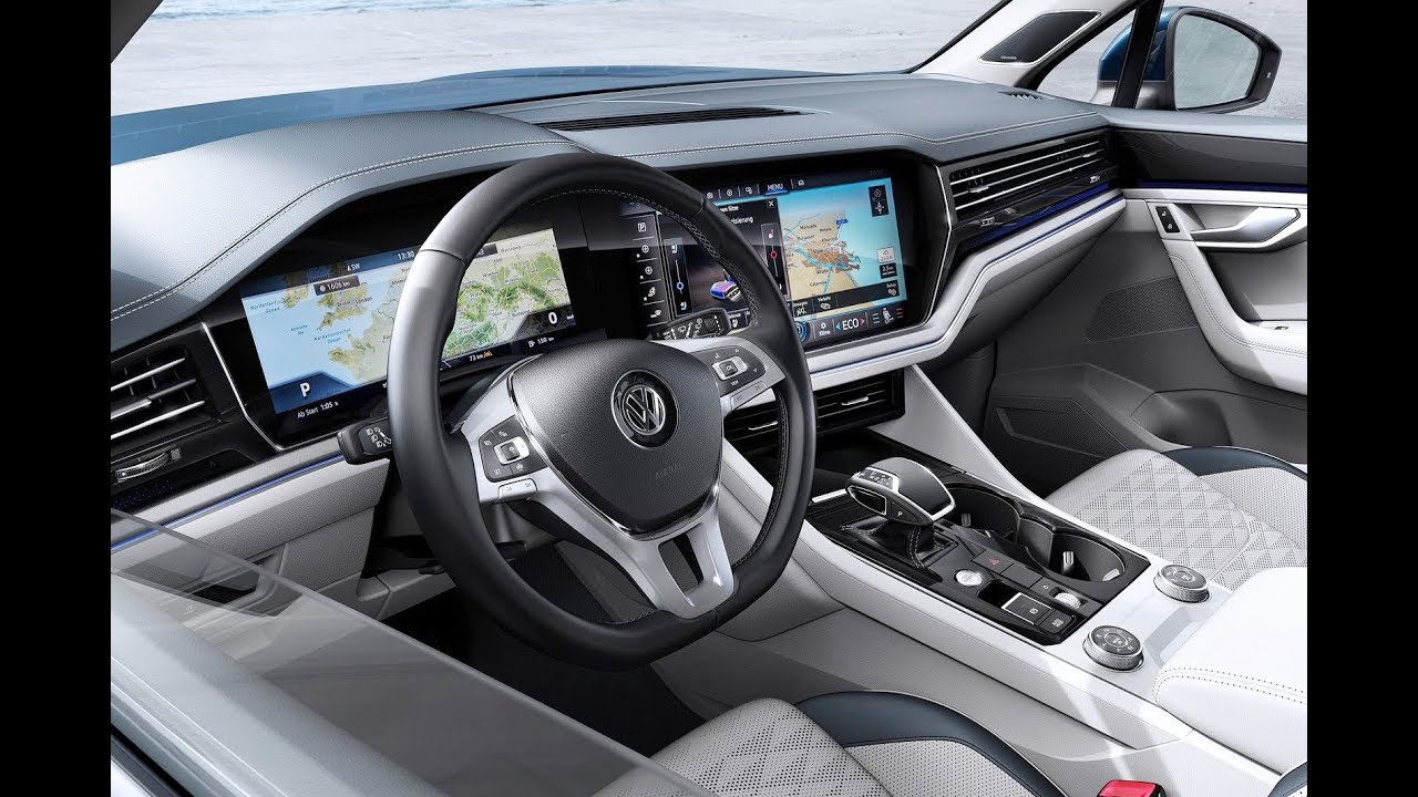 12 The Best 2020 Volkswagen Touareg Price and Review