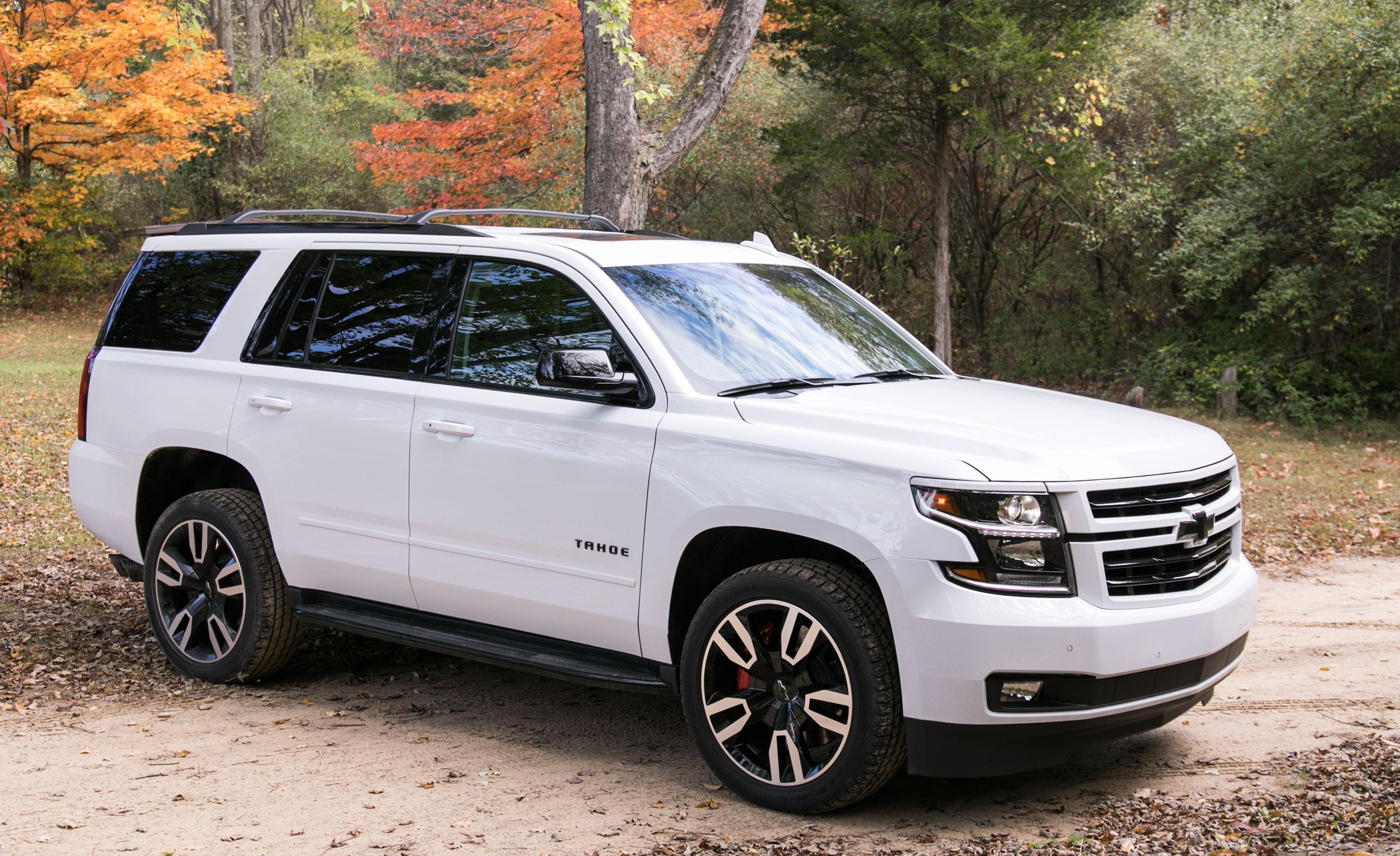 13 A 2020 Chevy Tahoe Z71 Ss Performance