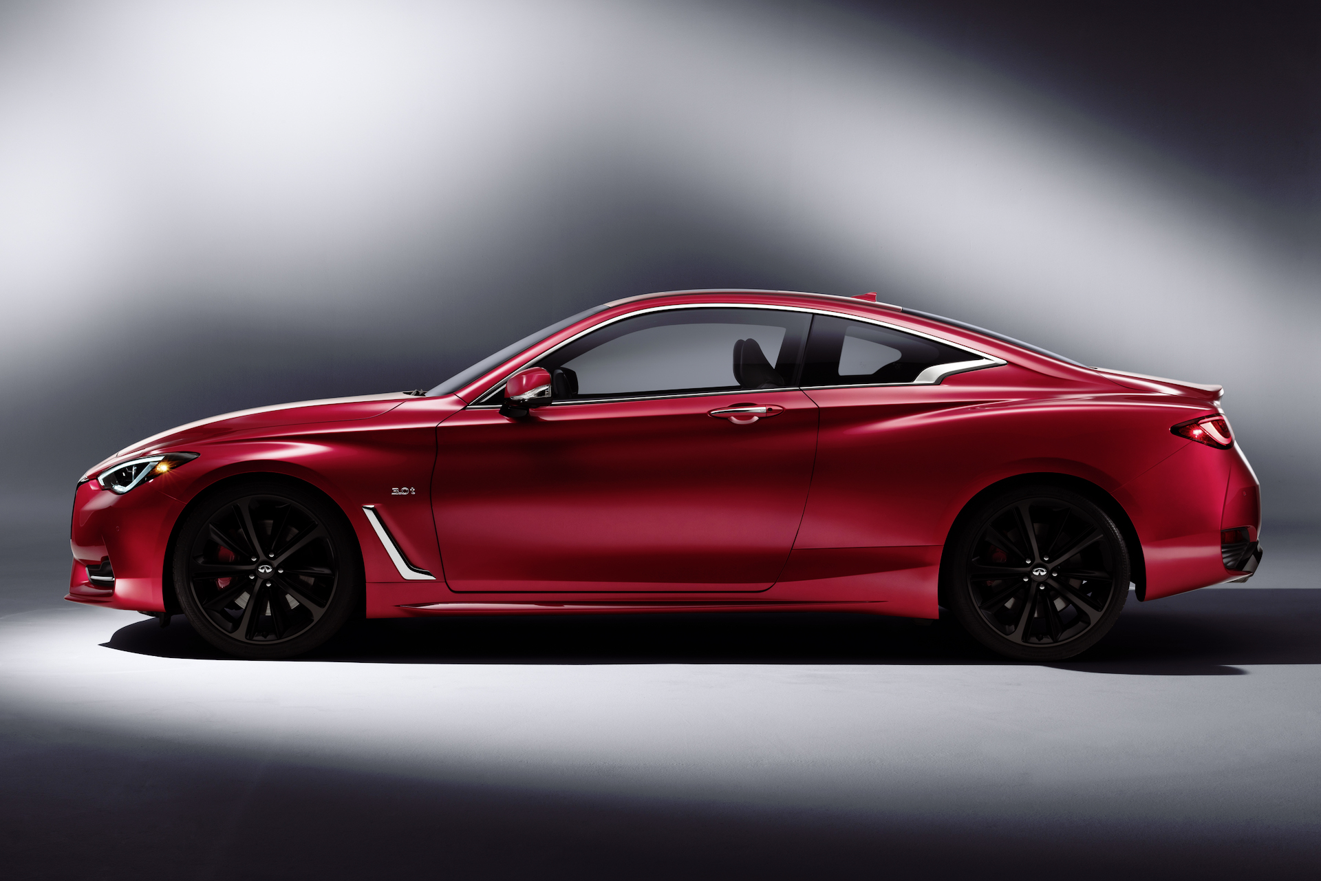 13 A 2020 Infiniti Q60 Coupe Ipl Engine