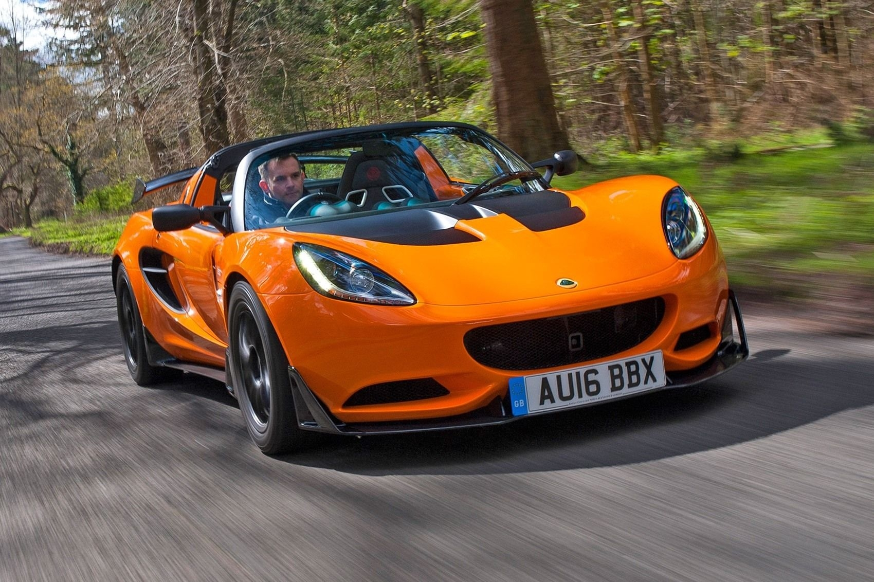 13 A 2020 Lotus Elises Performance and New Engine