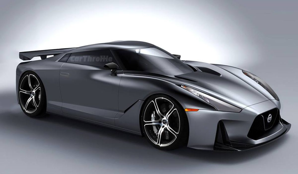 13 A 2020 Nissan Gtr Nismo Hybrid Pictures