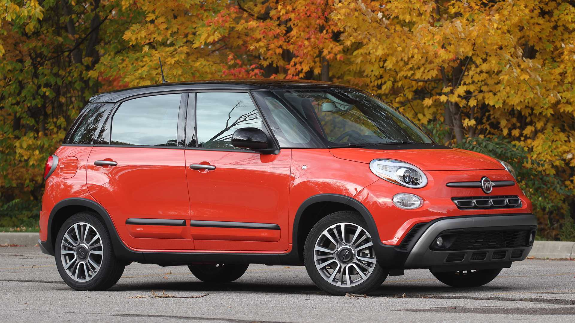 13 All New 2019 Fiat 500L Overview