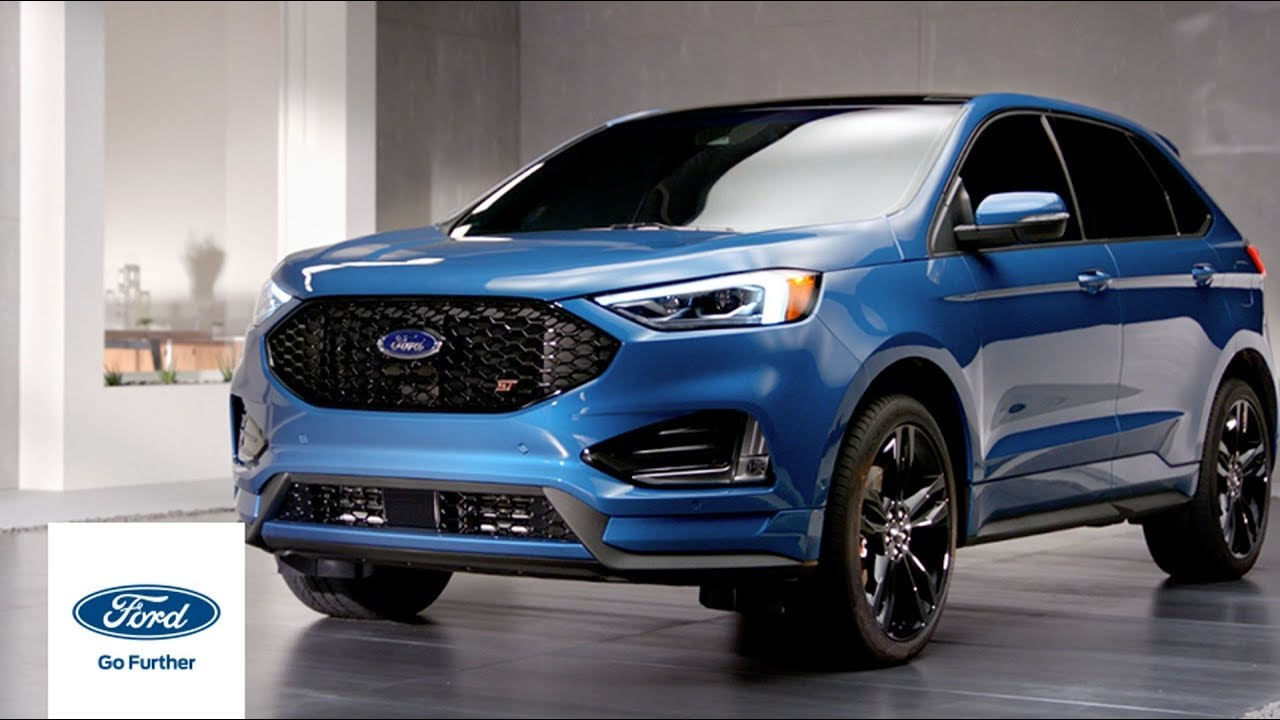 13 All New 2019 Ford Edge Sport Release Date