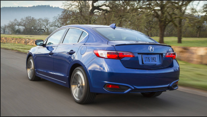 13 All New 2020 Acura ILX Interior