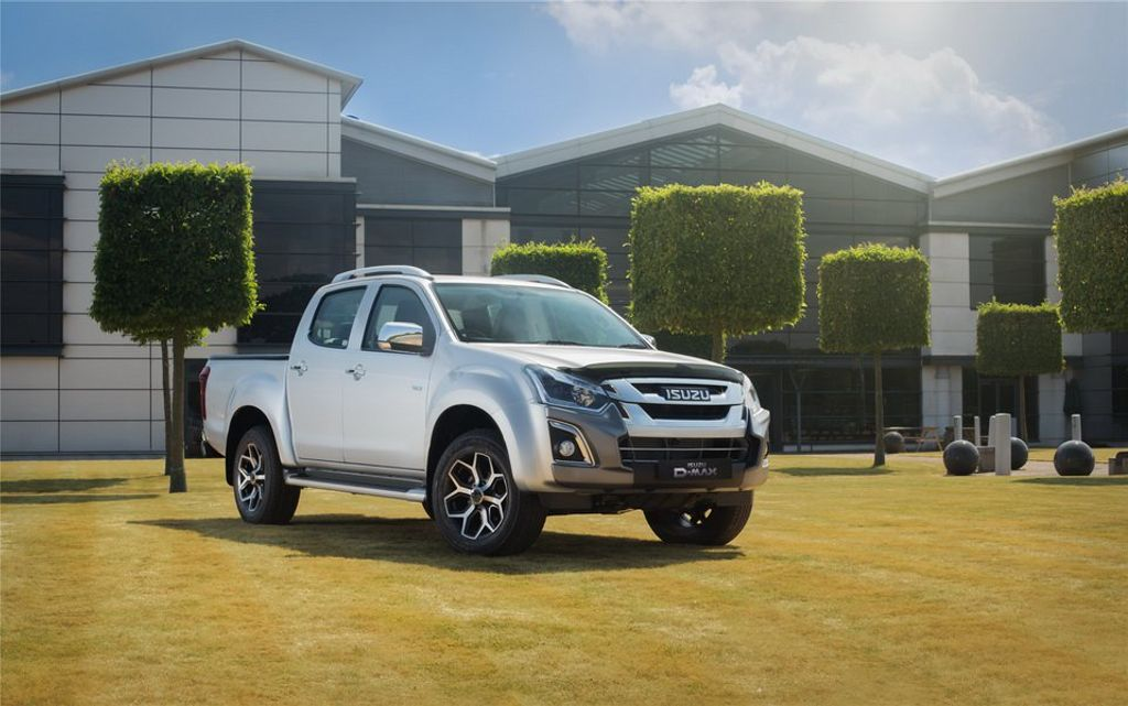 13 All New 2020 Isuzu Dmax Model