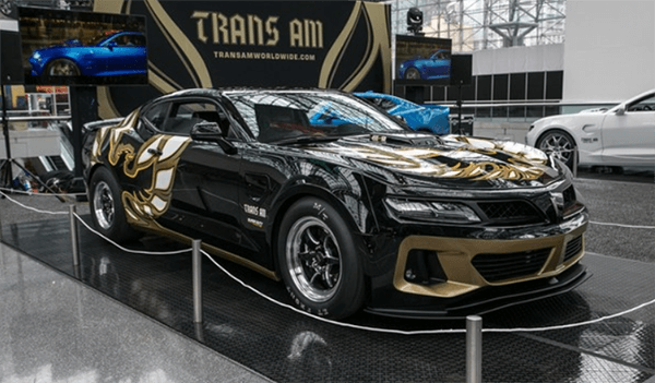 13 All New 2020 Pontiac Firebird Trans Am First Drive