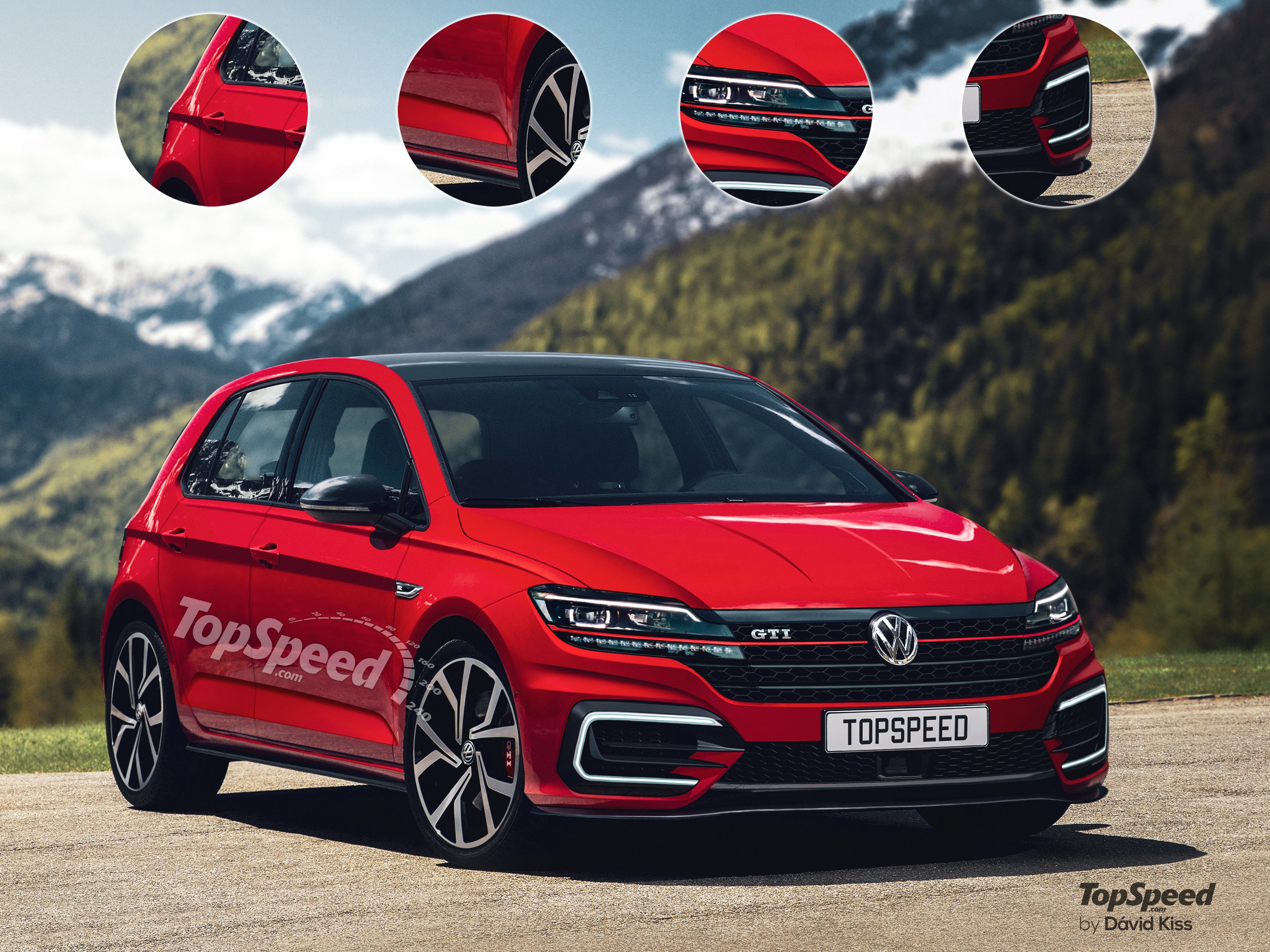 13 All New 2020 Volkswagen Golf GTD Price Design and Review