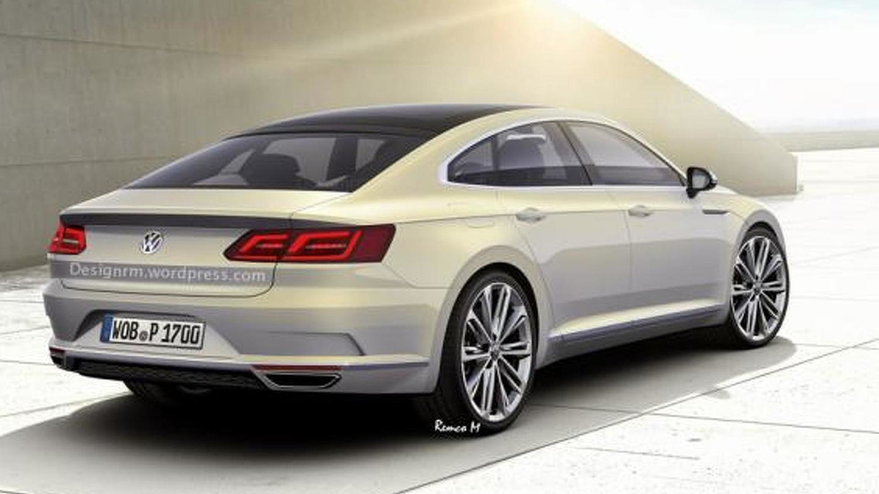13 All New Next Generation Vw Cc Spesification