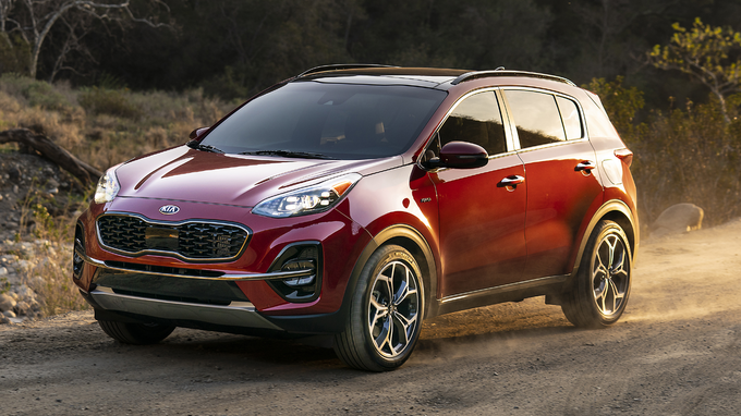 13 Best 2020 Kia Sportage Reviews