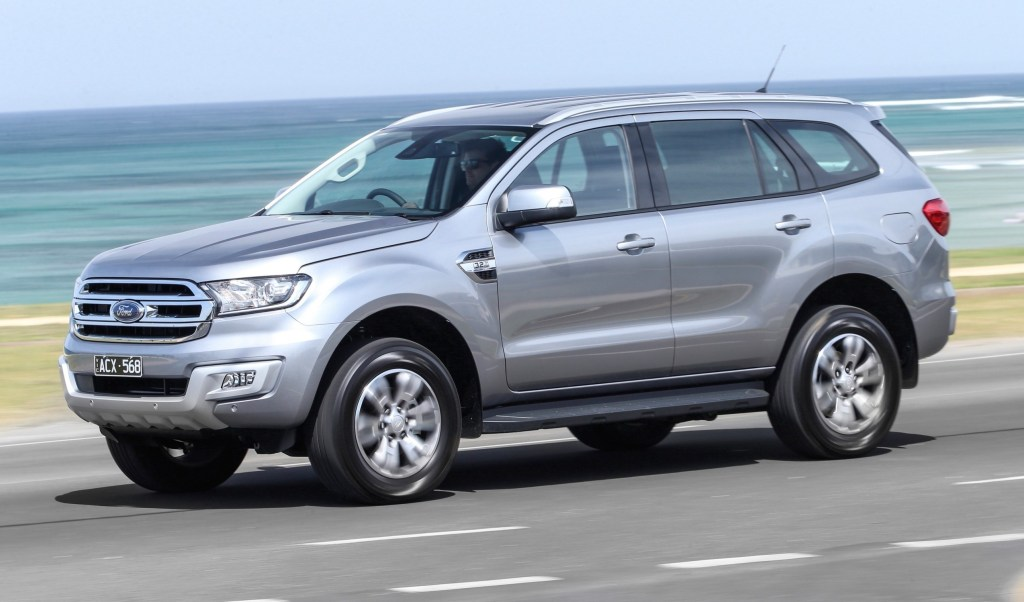 13 New 2020 Ford Everest Reviews