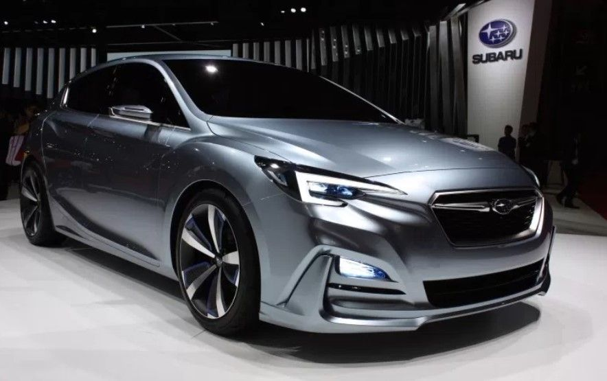13 New 2020 Subaru Impreza Redesign and Concept