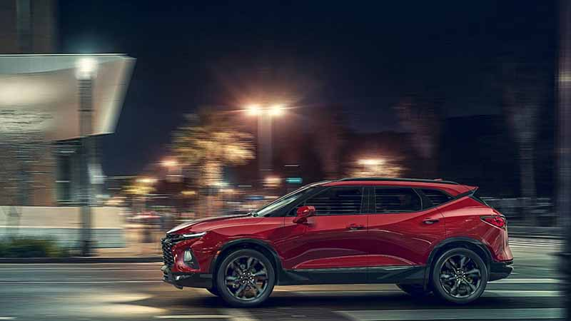 13 New 2020 The Chevy Blazer Release Date