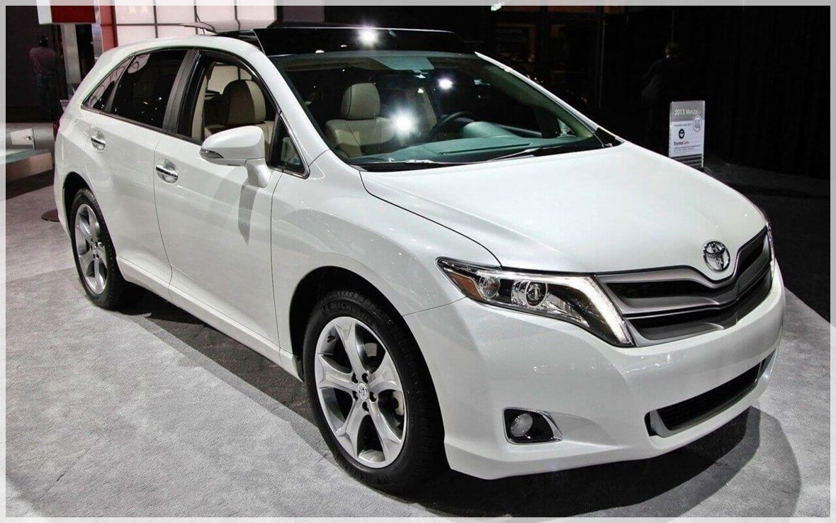 13 New 2020 Toyota Venza Specs and Review
