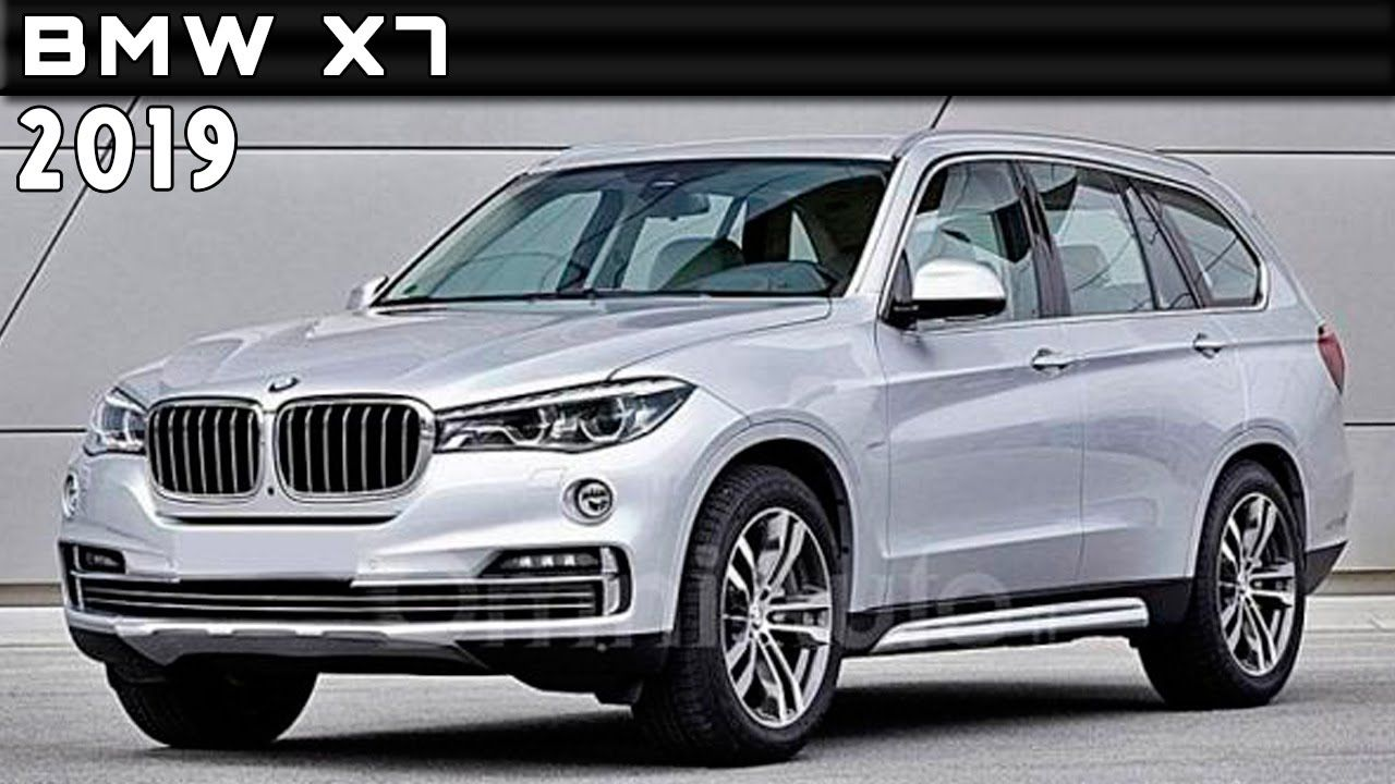13 The 2019 BMW X7 Suv Series Interior