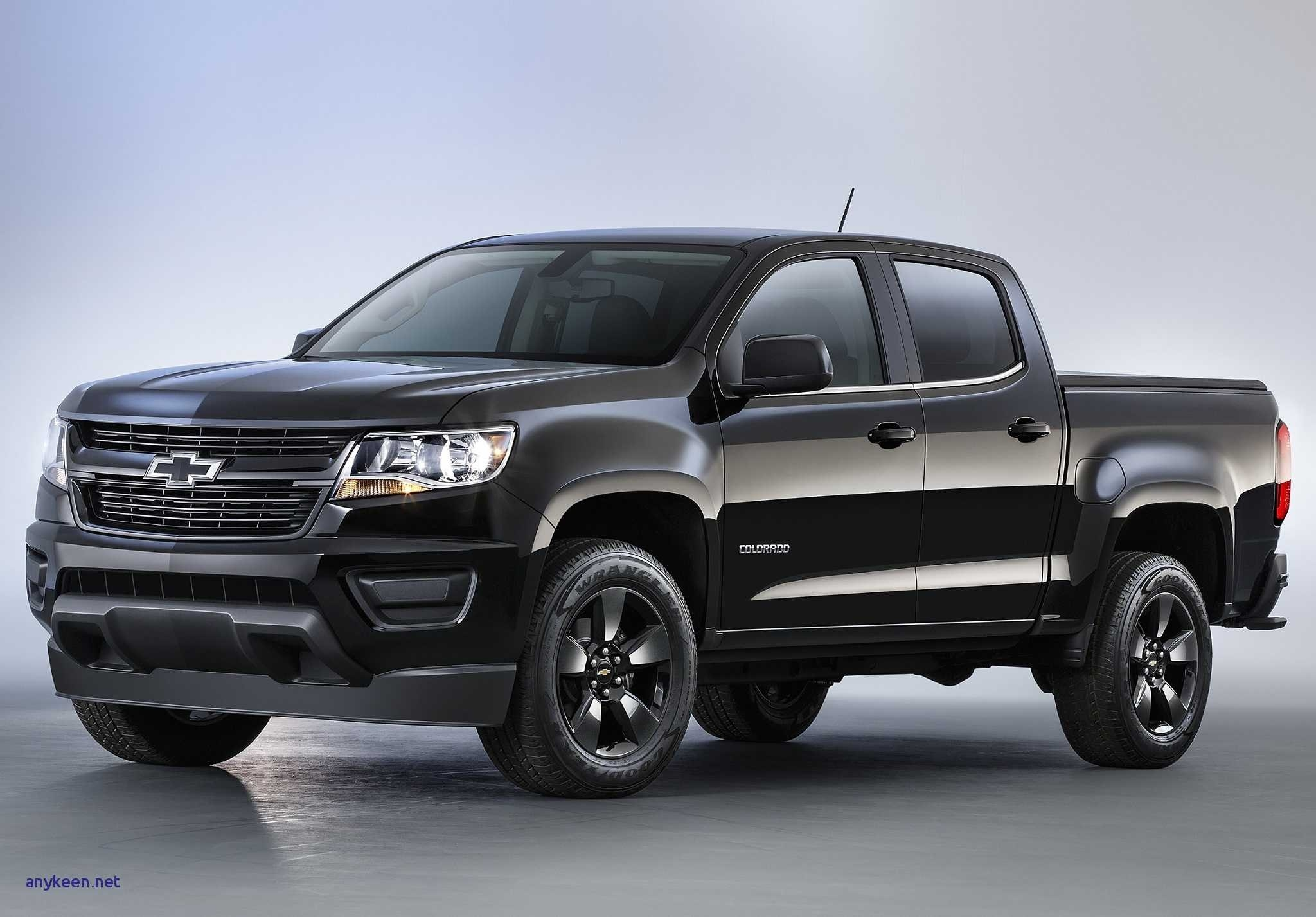 13 The 2019 Chevy Colorado Going Launched Soon Interior
