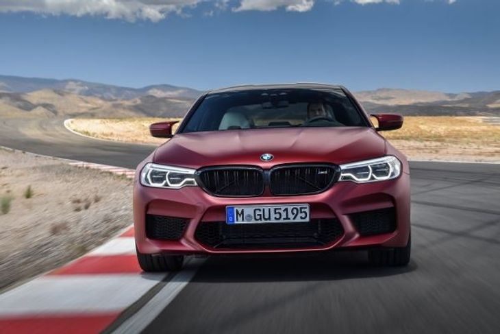 13 The 2020 BMW M5 Get New Engine System Overview