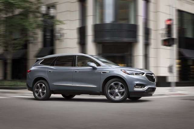13 The 2020 Buick Enclave Price and Release date