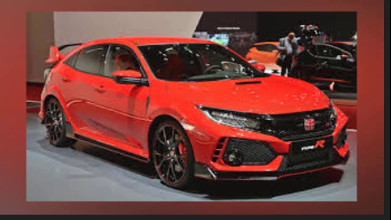 13 The 2020 Honda Civic Si Type R Photos