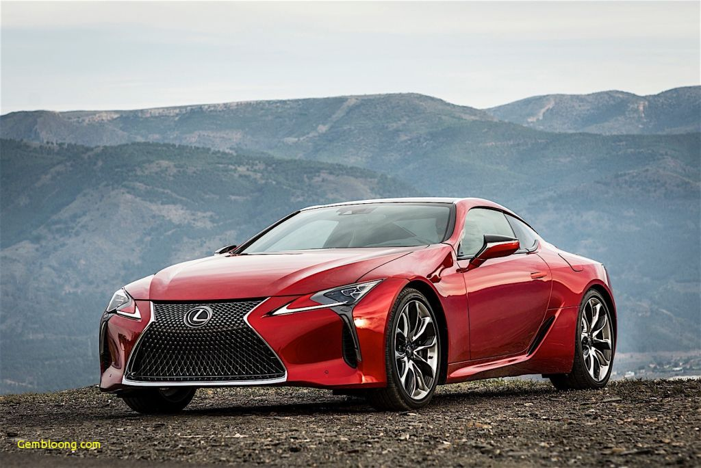 13 The 2020 Lexus LF LC Pricing
