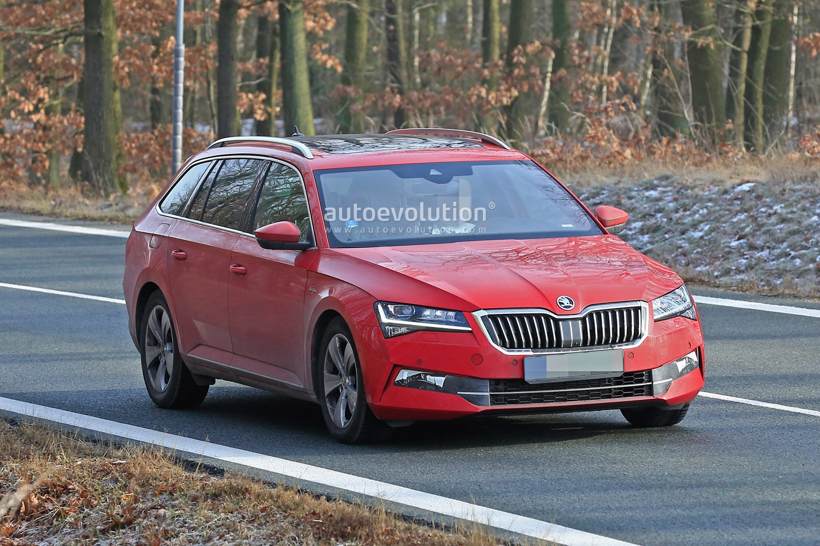 13 The 2020 New Skoda Superb Configurations
