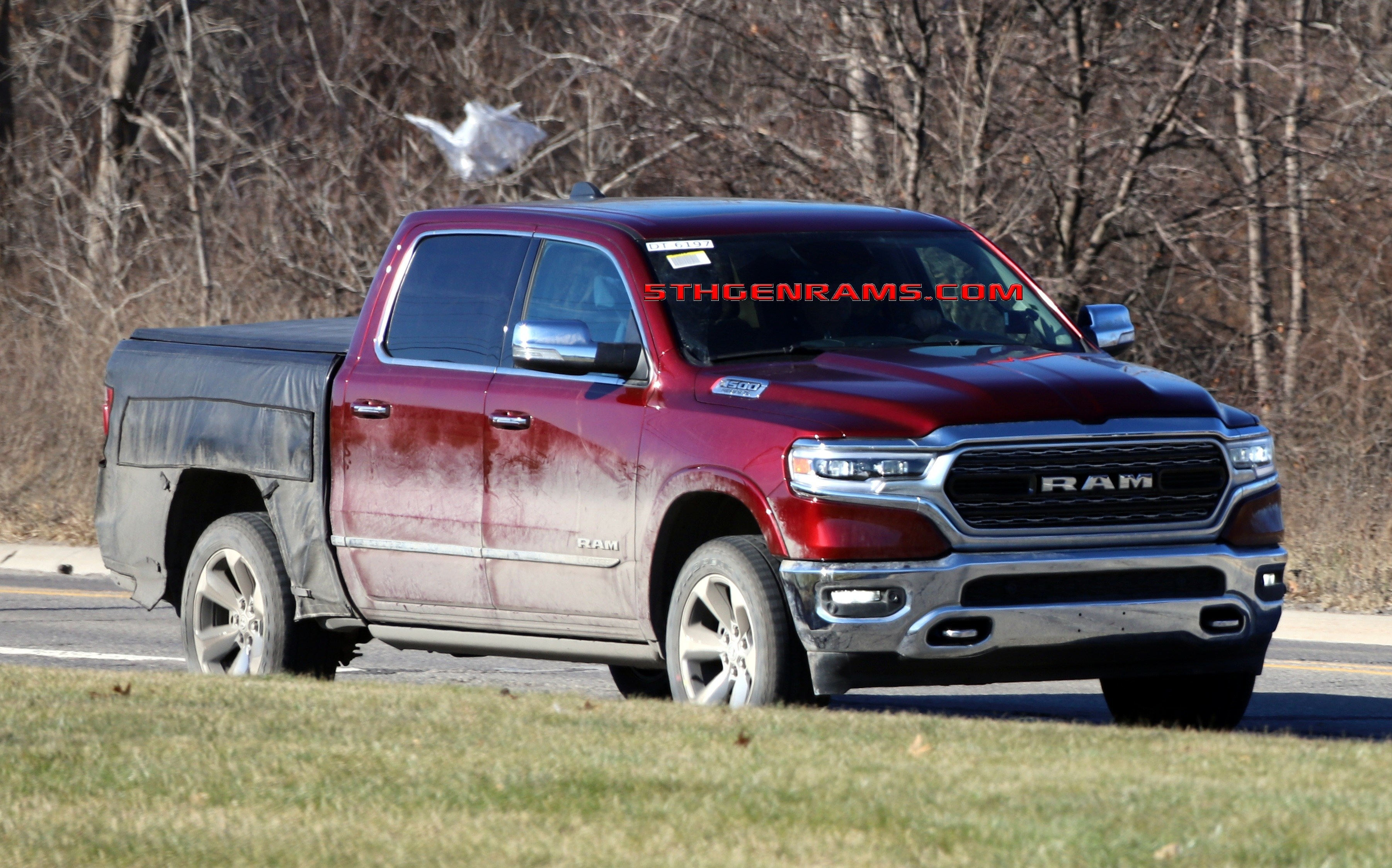 13 The 2020 RAM 1500 Engine