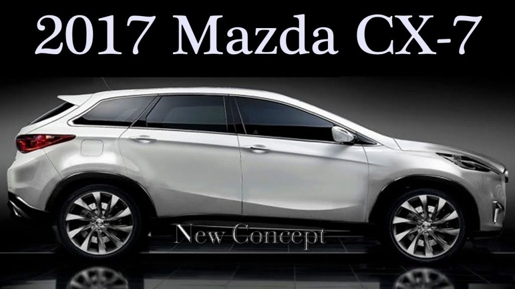 13 The Best 2019 Mazda Cx 7 Picture