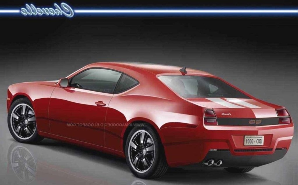 13 The Best 2020 Chevy Chevelle Exterior