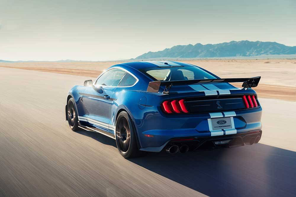 13 The Best 2020 Ford Mustang Shelby Gt500 New Concept
