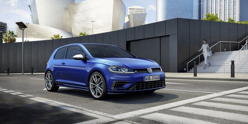 13 The Best 2020 Volkswagen Golf R Photos