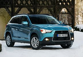 13 The Best Mitsubishi Asx Wallpaper