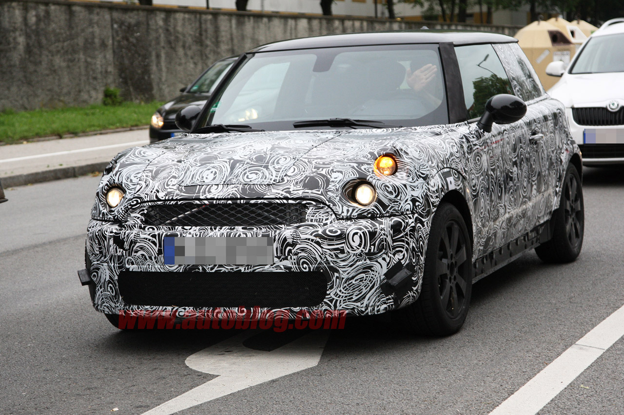 13 The Spy Shots Mini Countryman Style