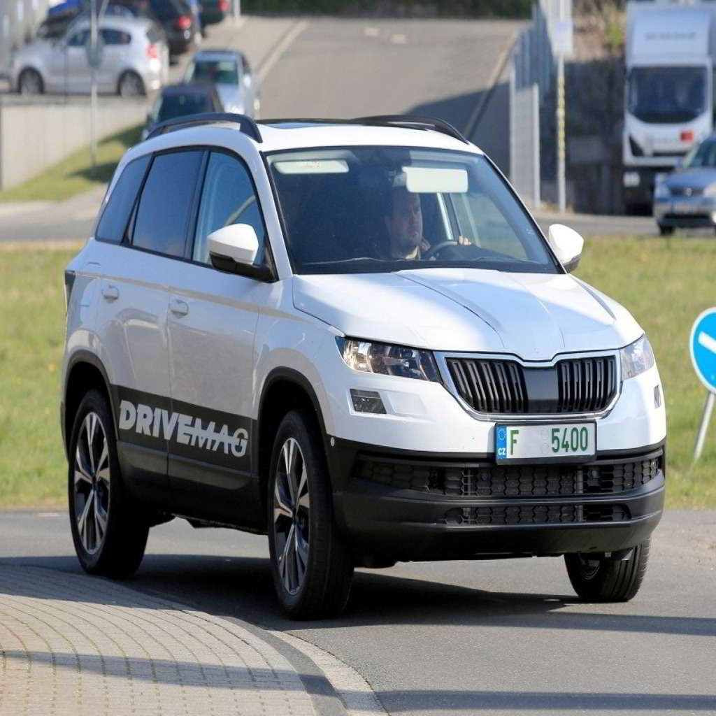14 A 2019 Skoda Yeti India Egypt Performance and New Engine