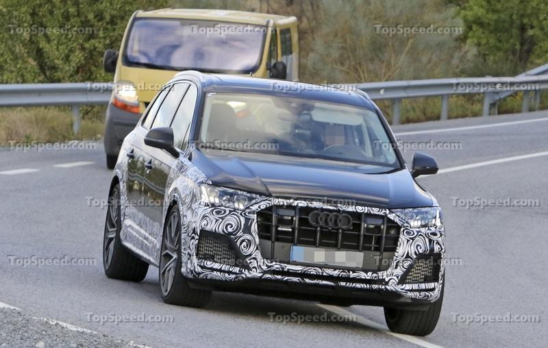 14 A 2020 Audi Q7 Performance and New Engine