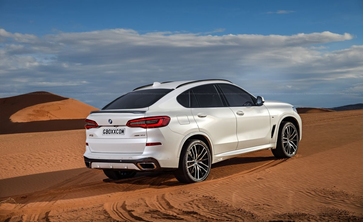 14 A 2020 BMW X6 Ratings