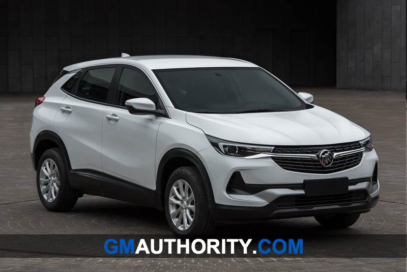 14 A 2020 Buick Encore Rumors