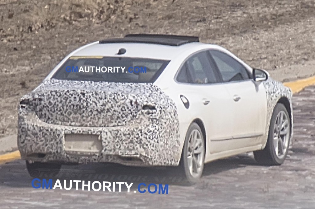 14 A 2020 Buick Verano Spy First Drive