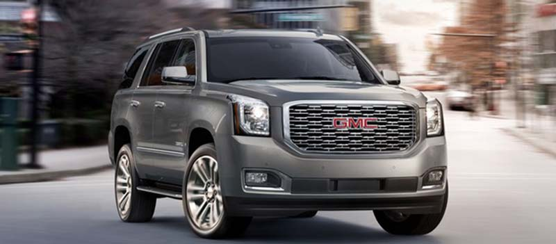 14 A 2020 GMC Yukon XL Picture