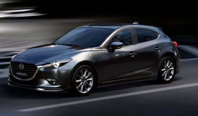 14 A 2020 Mazdaspeed 3 Release
