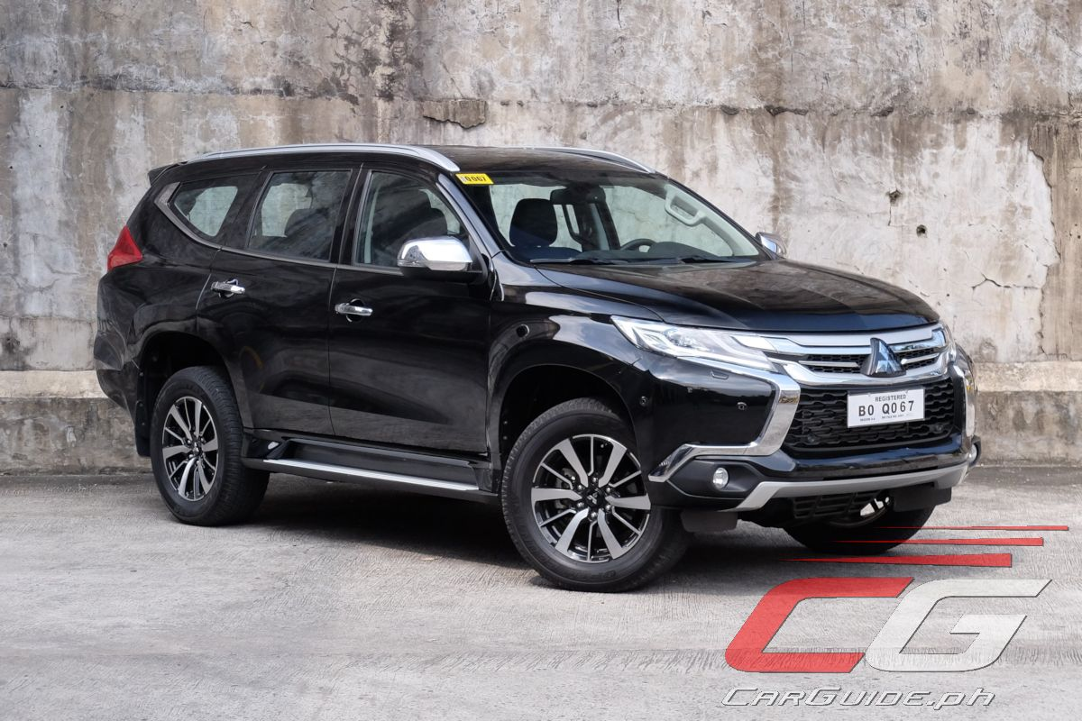 14 A 2020 Mitsubishi Montero Sport Philippines Performance and New Engine