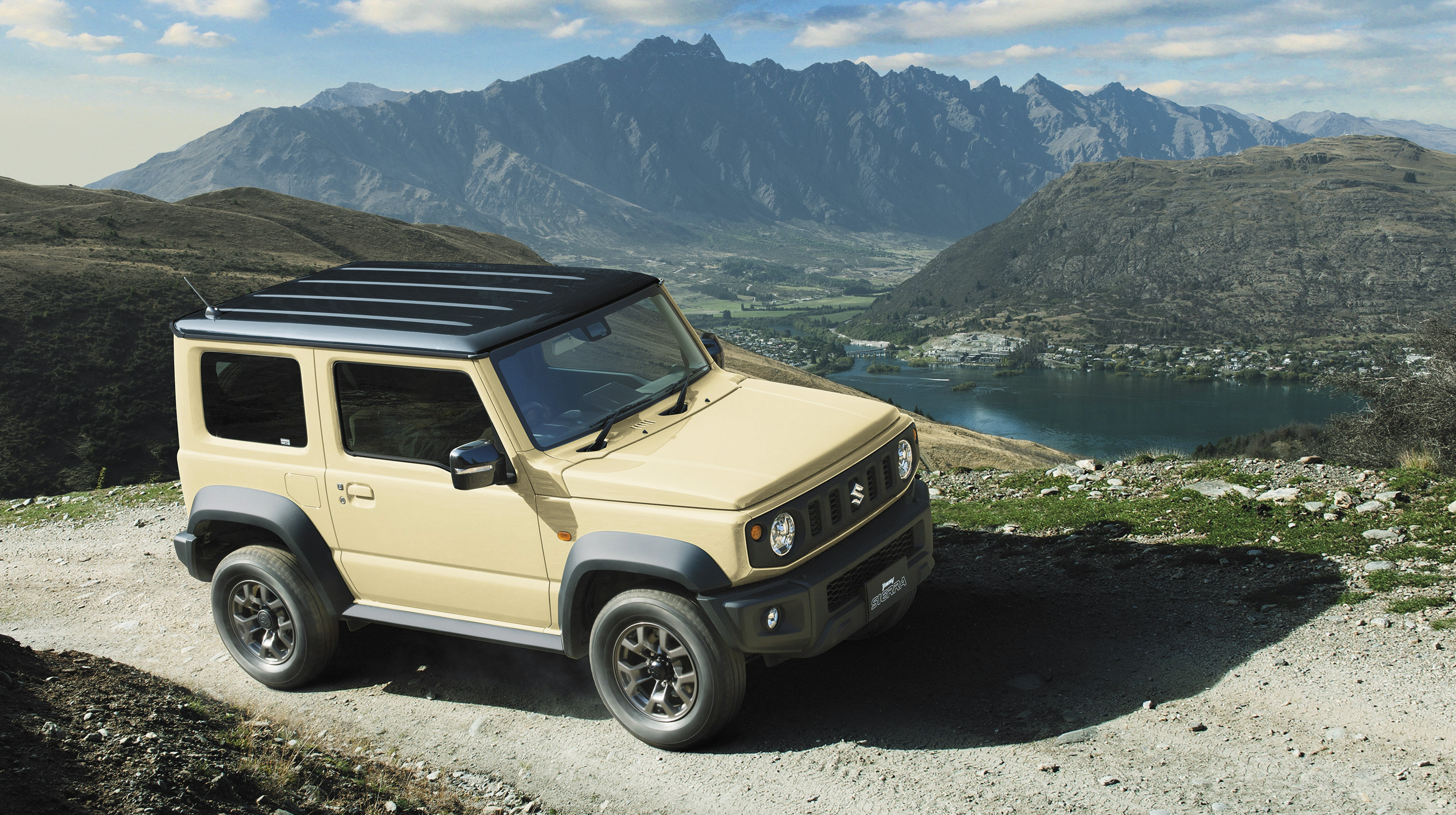 14 A 2020 Suzuki Jimny Model Pricing