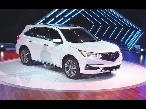 14 All New 2019 Acura Mdx Rumors Configurations
