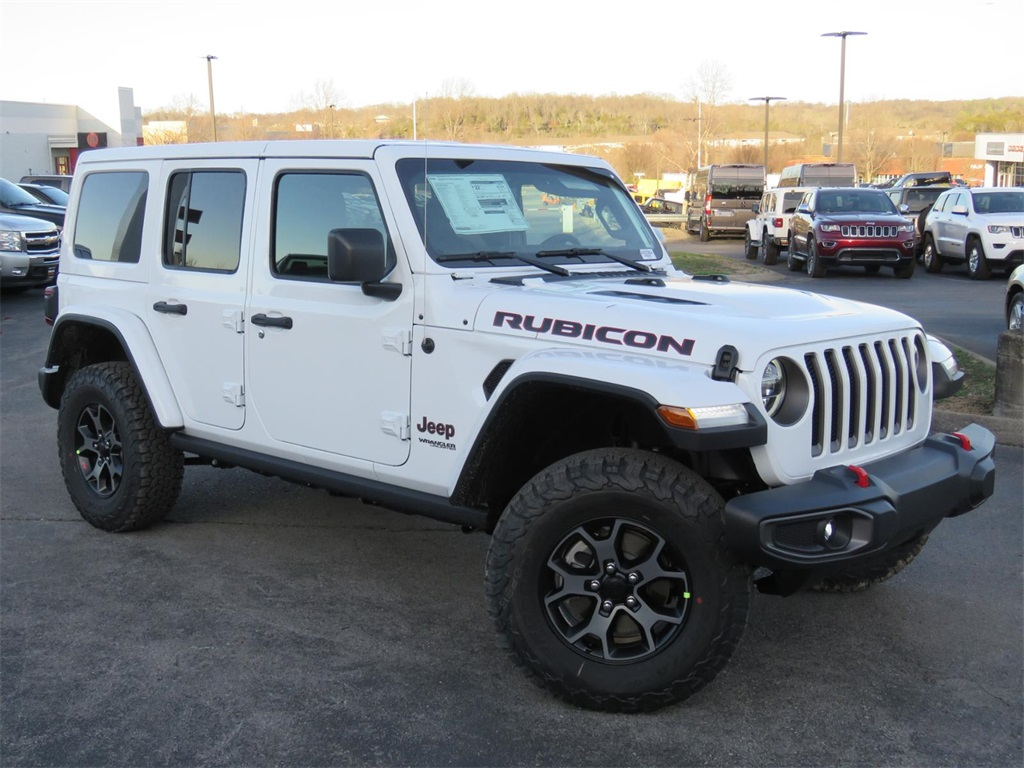 14 All New 2019 Jeep Wrangler Rubicon Photos