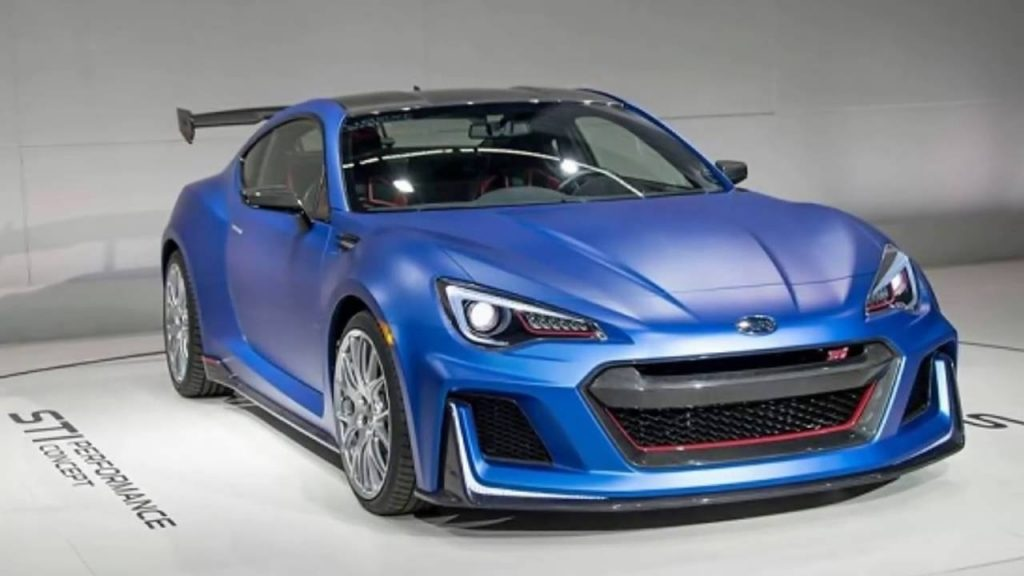14 All New 2019 Subaru Brz Sti Turbo Pictures
