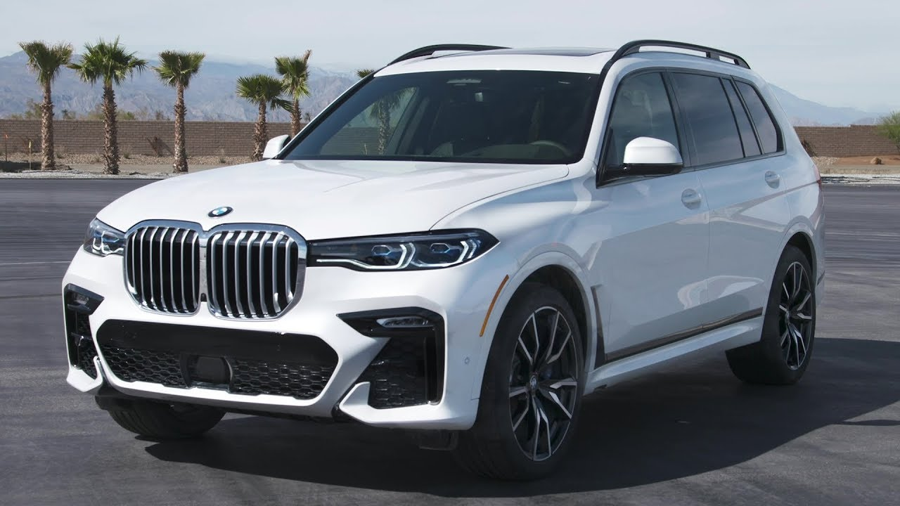 14 All New 2020 BMW X7 Suv Reviews
